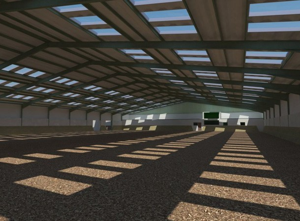 Indoor Riding School Townscape Architects