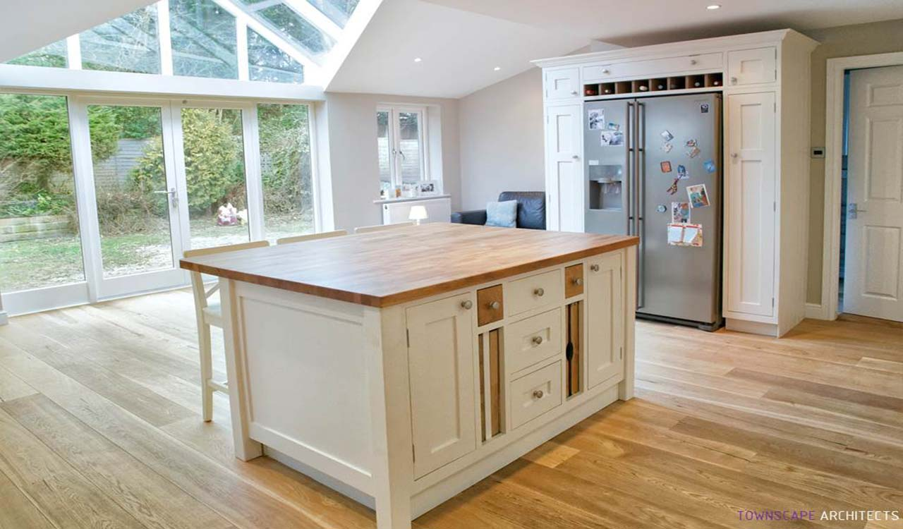 kitchen-with-lantern-architect-harrogate